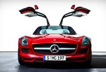 SLS AMG / Experience the world of hand-crafted performance.
