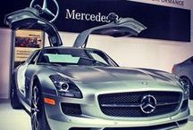 Auto Shows Around the World / A first look at Mercedes-AMG vehicles as they are debuted at auto shows around the world.