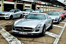 AMG Driving Academy / Nowhere is the enthusiasm of AMG drivers and fans to experience automotive passion stronger than at the AMG Driving Academy.