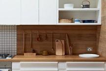 Homes 《 ♡ Kitchens 》