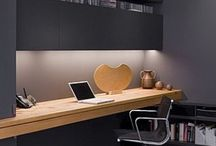 Homes《♡》office/work spaces