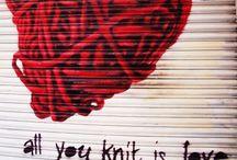 i《♡》crochet/knitting