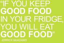 Healthy Foods / Wellness is a lifestyle, but it starts with one simple decision on one occasion.  You can start being a healthier you today!