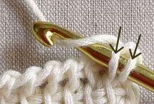 Horgolt-Crochet pattern / by Renáta Kuklis