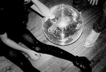 Disco Ball / What can we say, they catch our eye.