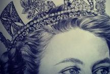 QE II / A sovereign, a legend, a mother, a piece of history...
