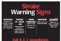Stroke Awareness / May is National Stroke Awareness Month, and it's vital that we are all aware of the signs and symptoms of a stroke.  Being educated about our health is the first step to becoming a better version of ourselves!