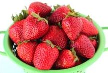 Fruit | Strawberries / Strawberries! Recipes, Nutritional Information and other Fun Facts about Strawberries