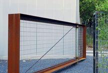 Homes 《♡》gates / walls