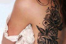 Tattoos / Tattoos I think looks cute and also tattoo-ideas