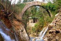 landscapes..!! / places,forest,river,waterfalls,snow,rain