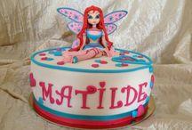 Torte decorate pasta di zucchero / Le torte che io e Cristina facciamo con passione!!! Su fb Socia's Sugar Cake