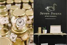 ♡♡♡♡♡ seven swans