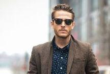 Workwear masculino / Roupas para o batente de todos os dias - com muito estilo, é claro.