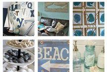 Beach House Deko  / .... alles für ein maritimes Ambiente