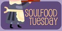 Soulfood Tuesday / Dienstags öffne ich meine virtuelle Küche für Freunde und Gastblogger, die ihr ganz persönliches Seelenfutter präsentieren.