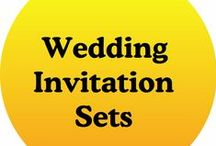"""WeddingInvitationSets.com / ** Theme Matching Wedding Invitation Sets, Packages,Kits,Collections,Stationary,Paperie,Suites Ideas +++ **Explore More Amazing Matched Wedding Invitation Sets at... Http://Zazzle.com/WeddingInvitationKit  -- NEED HELP to Create an Order ?- """"Tell Me"""" about Your Needs and I will Create the Order for You ! Message Me here on my """"Wedding Sets"""" Site or Send eMail to RogerB@Inbox.com  - ( 40% OFF on Packages of 100) * http://WeddingInvitationSets.com"""