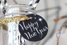 Happy New Year! / Alles für eine gelungene Silvesterparty