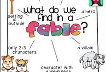 Fable and Fairytale writing
