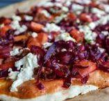 Quiche, Pizza & Co. / Rezepte für Pizza, Quiches, Gemüsekuchen, Flammkuchen, Tartes, Tartelettes und mehr
