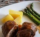 Fleisch, Geflügel & Wild / Rezepte rund ums Thema Fleisch