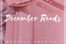 Read & Seek | MONTHLY READS / This board is where I share the books I read each month, along with a little review on each book.