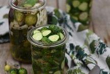 Das ultimative Gurken-Board / Rezepte rund ums Thema Gurke - it's all about cucumbers.