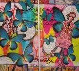 Art Journal Round Robin