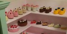 Leivonta -näyttely / Suunnittelemme Hotelli- ja ravintolamuseoon lapsille suunnattua leivonta-näyttelyä syksylle 2018. Kokoamme tänne inspiraatiokuvia näyttelyprosessin edetessä.