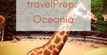 travelPrep: Oceania / Essential Tips to help you plan your trip to Oceania!  Australia | New Zealand | Adventure | Adrenaline | Activities | Itinerary | Things to Do | Beautiful Destinations | Places to see