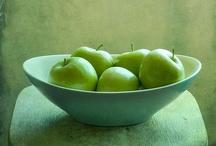 Minty Apple Green