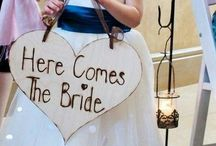 Wedding ideas I like  / Wedding ideas