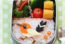 Amazing bento! / Ones you can't imagine having the time to put together for the kids in the morning before school...