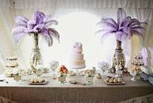 Sweet tables ideas