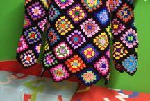 Ropa en crochet / by Olga de Pedro (crochet y Origami) de Pedro Garcia