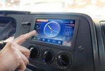 car interface / automotive UI UX