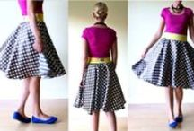 s t i t c h ~ pattern.skirt.pant.shorts / Here you will find some free patterns amongst other interesting patterns which are for sale.  I also pin sewing techniques related to skirts and pants here on this board. / by AJ