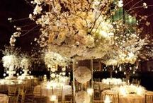 Wedding Idea Inspiration / A large portion of our clients are newly engaged, or have children they are planning a wedding with.  We wanted to get in on the fun, and pin some ideas we think are great!