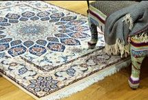 ART GALLERY.The Persian carpets.The unique collection. / about the traditions of carpet weaving