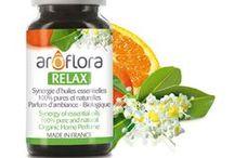 Huiles essentielles / Arôflora propose toute une gamme d'huiles essentielles bio et naturelles. Retrouvez des huiles essentielles pour la diffusion, des huiles de massage ou encore des eaux florales et d'autres spécialités que nous avons sélectionnées.