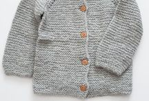 Knitting patterns for Boy