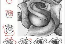 Draw... / Imparare a disegnare
