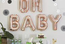 Party | Baby Shower / Shower the mom-to-be with love!