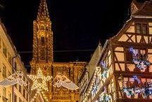 Marchés de Noël / Féérie de Noël partout dans le monde... Marchés de Noël et magie de Noël et des fêtes de fin d'année à découvrir dans tous les pays du monde