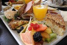 Brunchs et petits-déjeuners gourmands / Brunchs et petits-déjeuners gourmands à découvrir et à déguster en France et autour du monde
