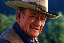 John Wayne / by Chevy Truck