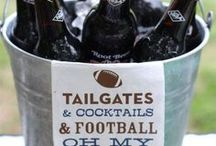 Party | Football & Tailgates / We've got your tailgate and football viewing party inspiration!