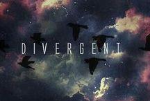 Divergente / #sagadivergente #veronicaroth #livrosefilmes