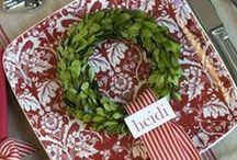 Holiday | Christmas / Christmas, Holiday | Decorations, Favors, Centerpieces, Invitations, Food, Drink and Inspiration