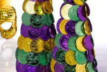 Party | Mardi Gras / Mardi Gras  | Decorations, Favors, Centerpieces, Invitations, Food, Drink and Inspiration